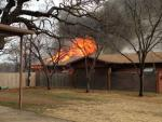 Tolar Structure Fire